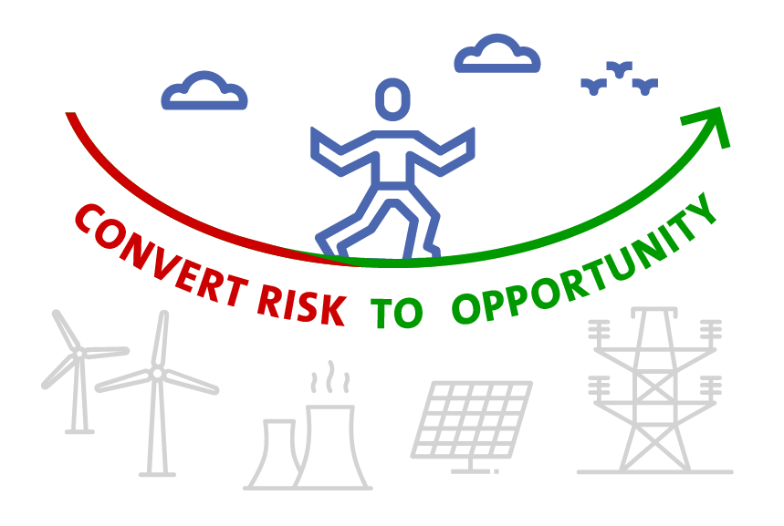 Convert Risk To Opportunity